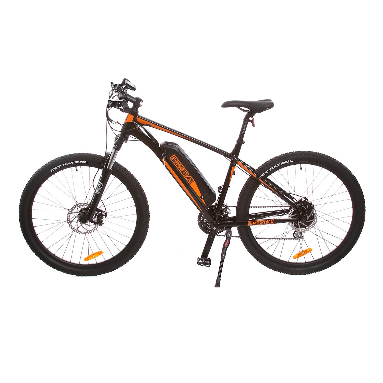 Dettagli Su E Mootika Bici Elettrica Con Pedalata Assistita Modello Mountain Bike Ruote