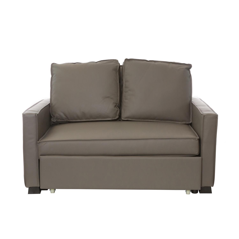 divano letto in ecopelle da 190x58 5x135 cm ebay