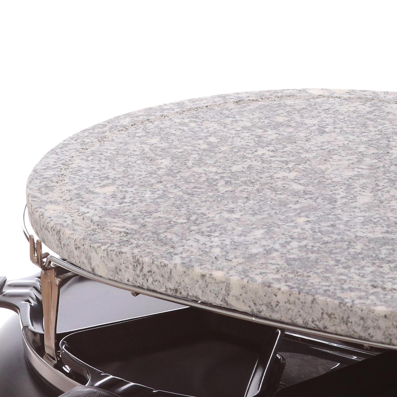 Raclette Elettrica Ovale In Pietra Piastre Per Raclette Elettrodomestici
