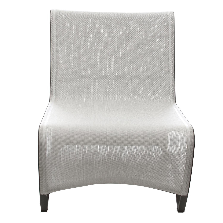 Sedie Per Il Giardino.Sedia Per Giardino In Alluminio E Batyline Da 60x74x78 Cm Ebay